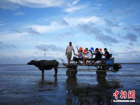 如东小洋口旅游度假区启动真温泉体验活动