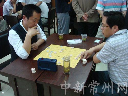 """金坛市""""国茗杯""""中国象棋比赛结果今日揭晓图片"""